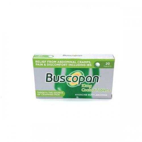 Buscopan-20-tablets