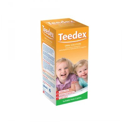 Teedex oral solution 100ml