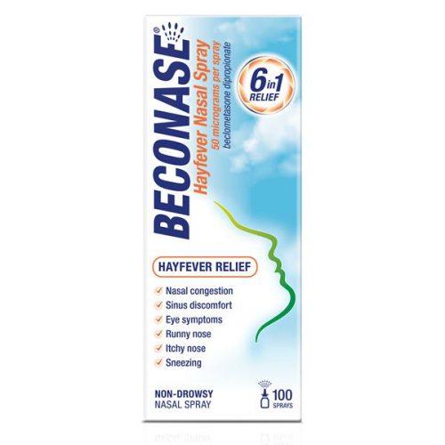 beconase-nasal spray